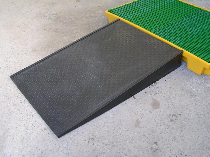 Рампа для поддонов-платформ серии PFR/PFRECO