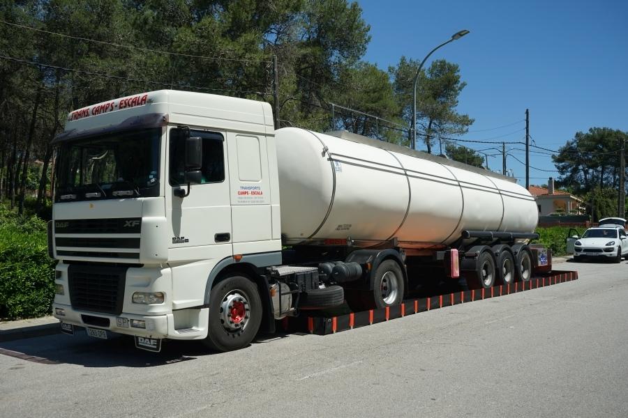 Складной поддон-контейнер 3750 л