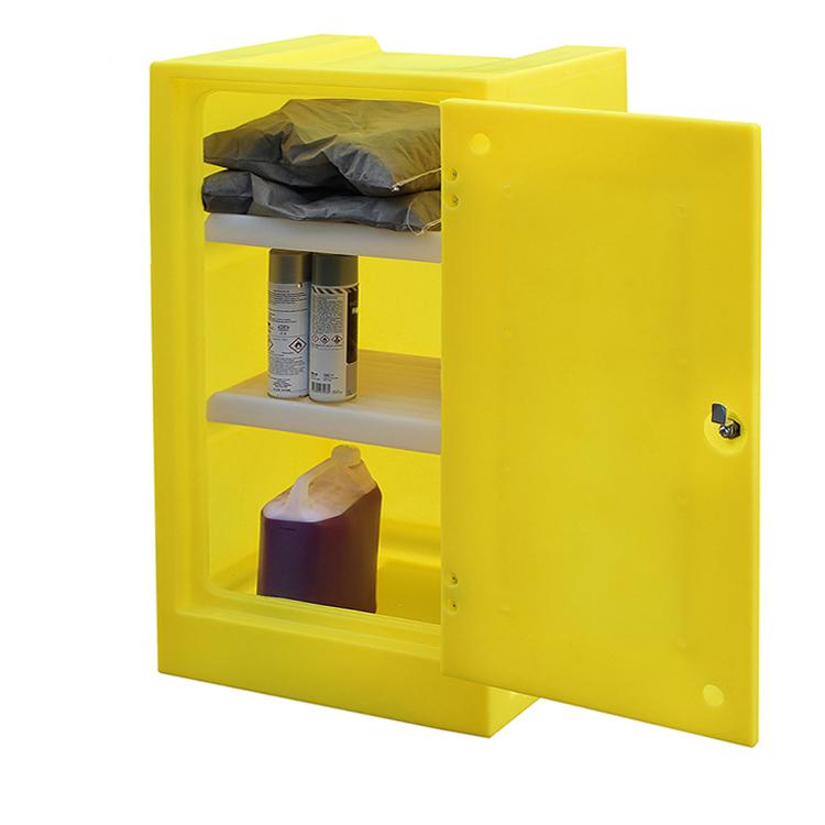 Промышленный пластиковый шкаф для безопасного и удобного хранения PSC1