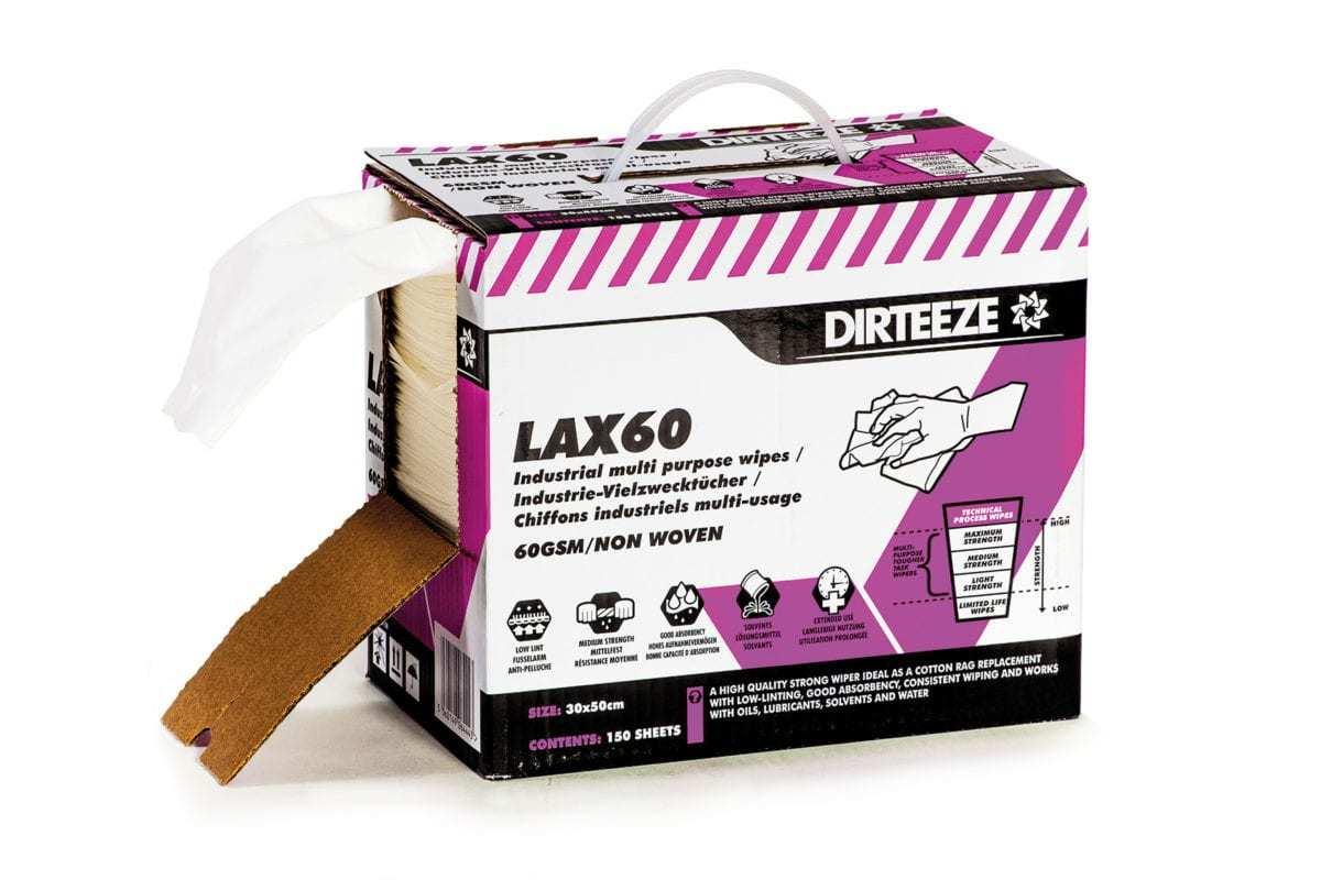 Универсальные салфетки LAX60