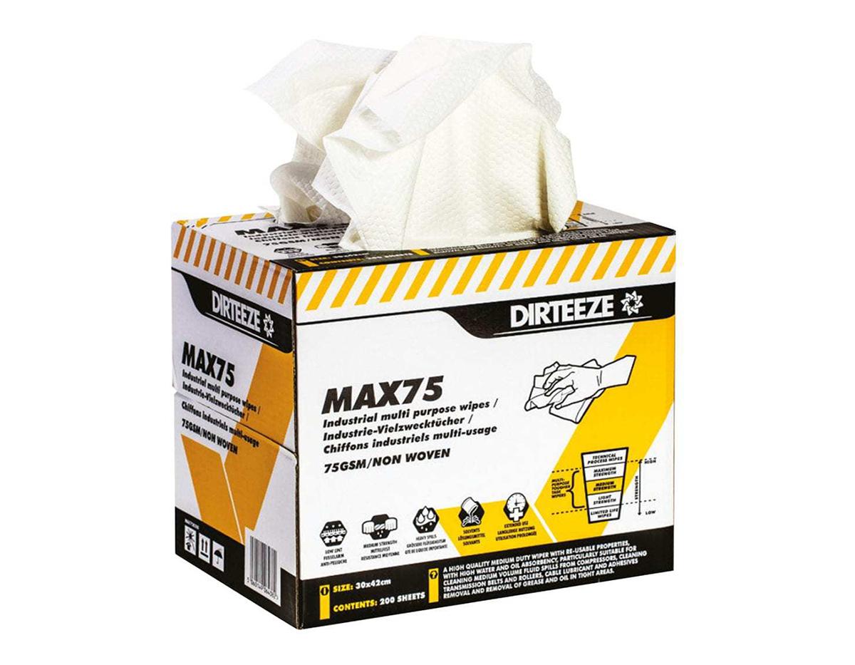 Промышленные салфетки MAX75